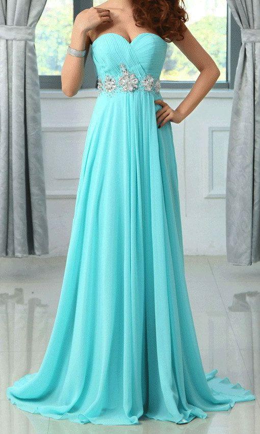 Sweetheart Strapless Bridesmaid Prom Dress