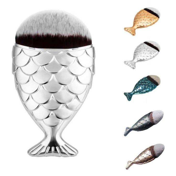 Mermaid Foundation Makeup Brush