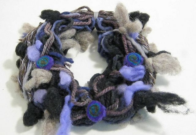 wool collar 7 | Flickr: Intercambio de fotos