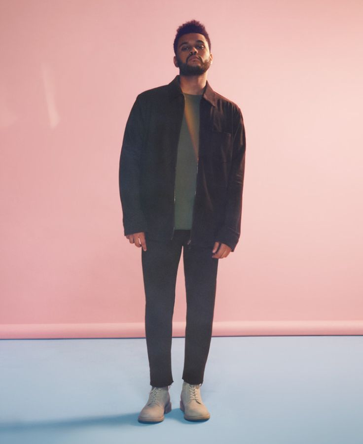 The Weeknd x H&M Printemps/Été 2017