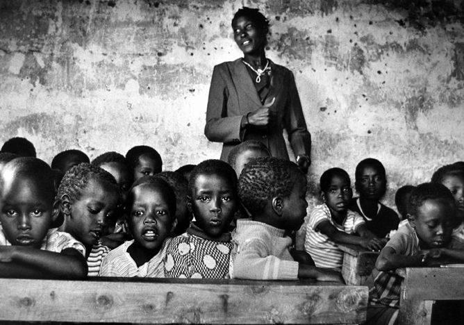 teacher    ~ Sebastiao Salgado