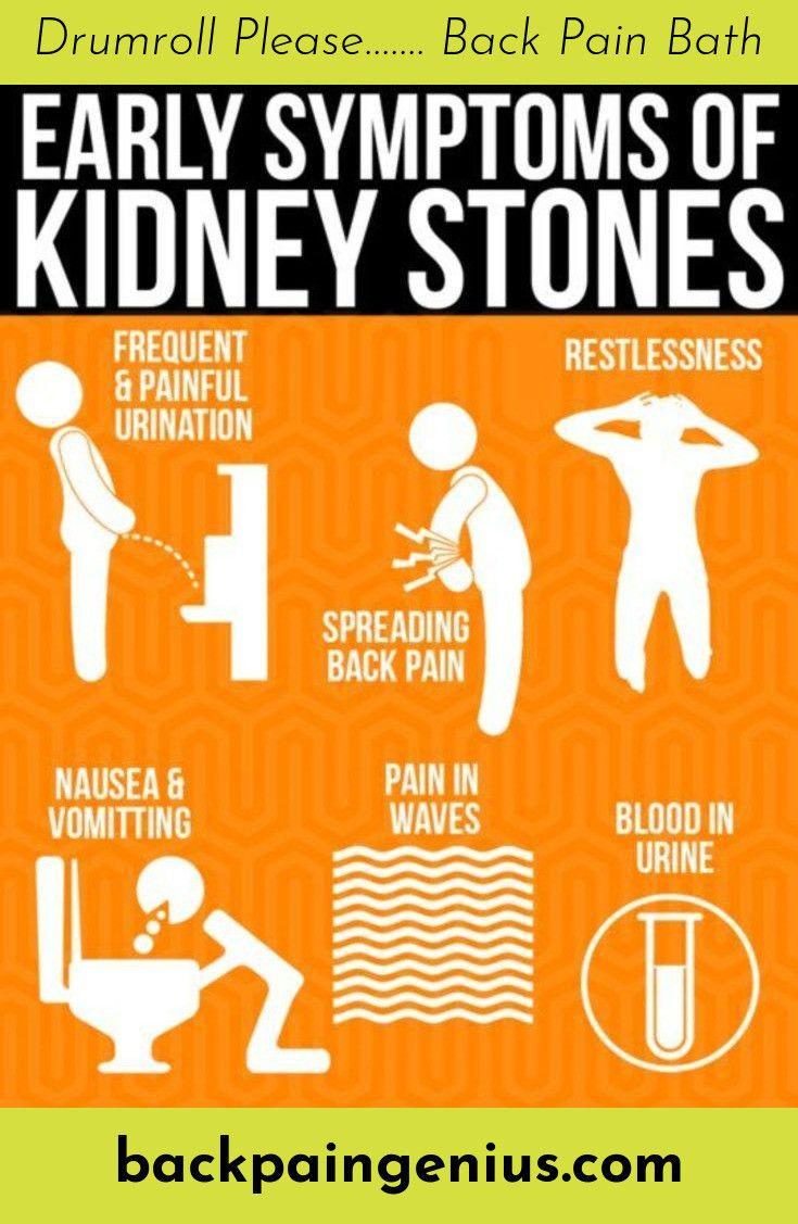 image of kidney back pain