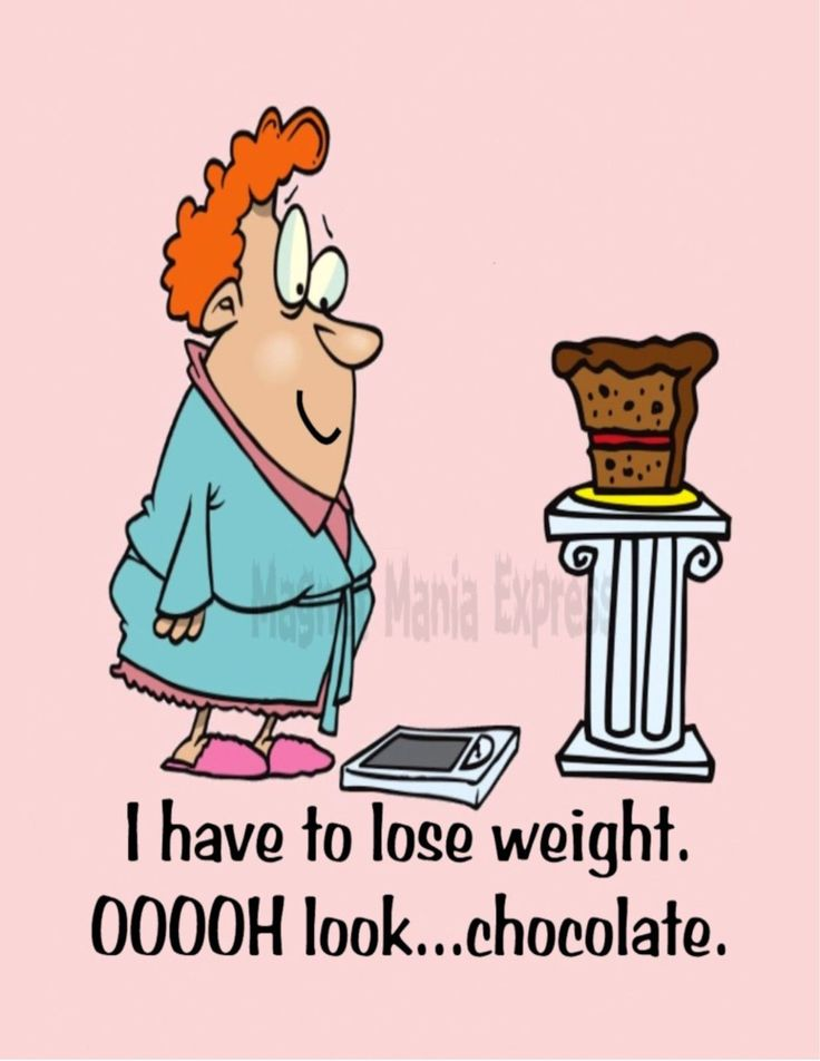 chocolate weight loss funny pictures