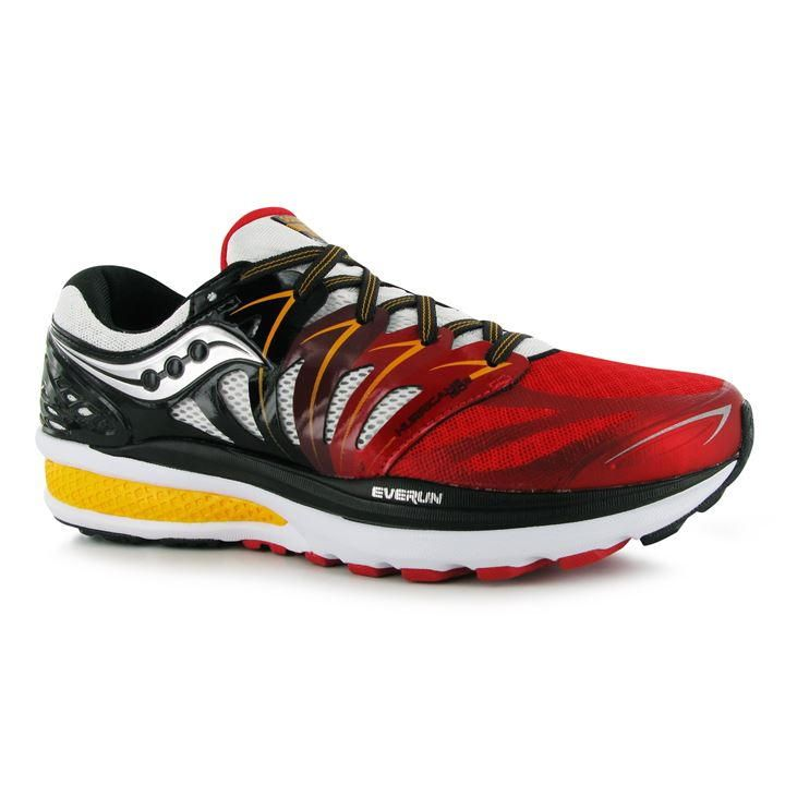 Saucony | Saucony Hurricane ISO 2 Mens Running Shoes | Mens Running Shoes