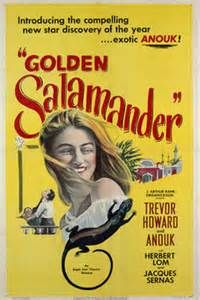 golden salamander 1950 - yahoo Image Search Results