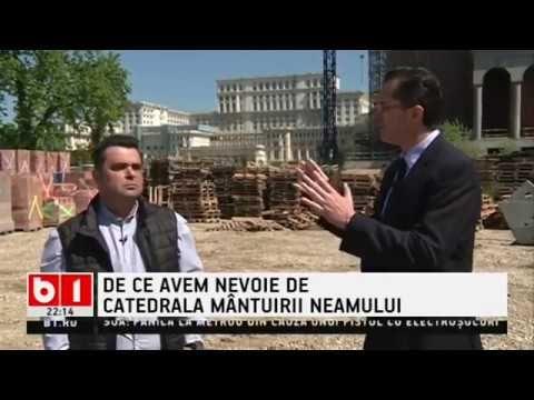 B1 TV -  Catedrala Neamului, o constructie controversata #CatedralaMantuiriiNeamului  #CartierulCotroceni #Cotroceni #ghid #urban  www.cotroceni.ro