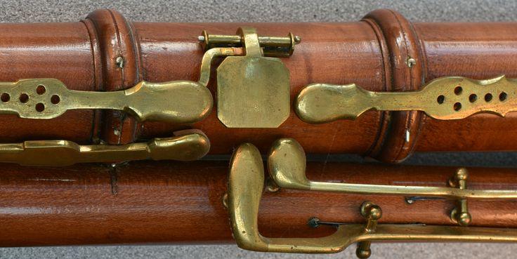 Barock-Fagott (Ausschnitt)