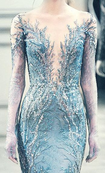 This is Elsa's dress and know one will convince me otherwise.