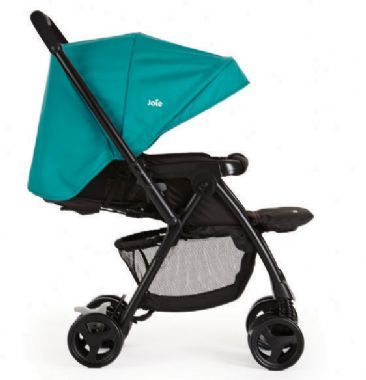The Joie Baby Mirus Stroller. A lightweight reverse handle stroller, that has the ability to take the Joie baby Gemm infant carrier capsule,