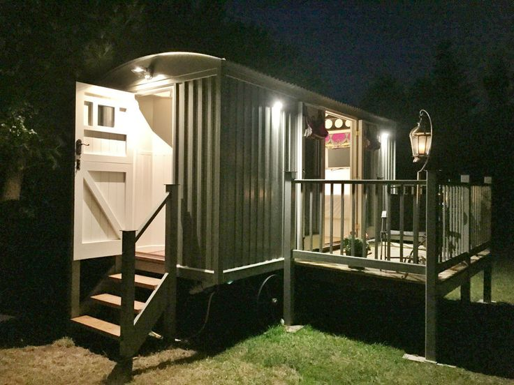 Shepherds hut, Glamping, Extra Room/B&B Room in Business, Office & Industrial, Agriculture/Farming, Farm Implements & Equipment | eBay