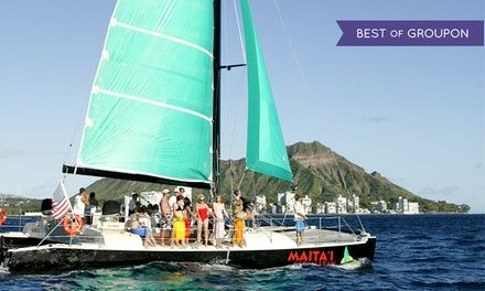 Catamaran TradeWind Sailing Trip