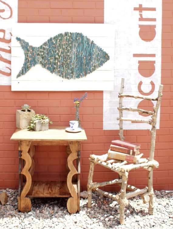 Fish Sticks Color. Reclaimed Wood ProjectsPallet WoodColorado ... - 17 Best Images About Reclaimed Wood Projects On Pinterest