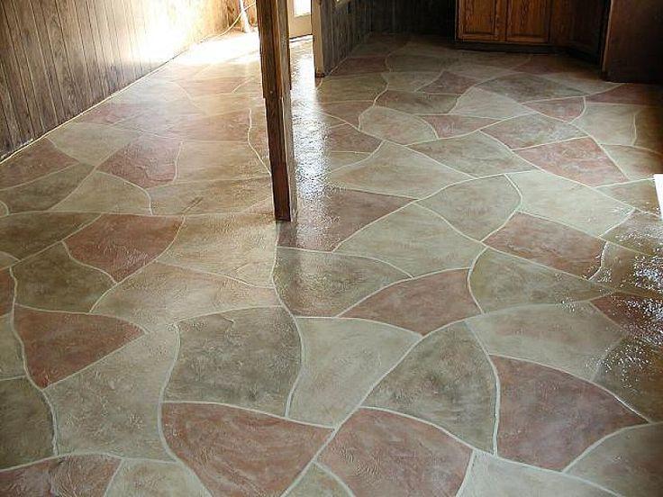 Best 25 Painting Cement Floors Ideas On Pinterest