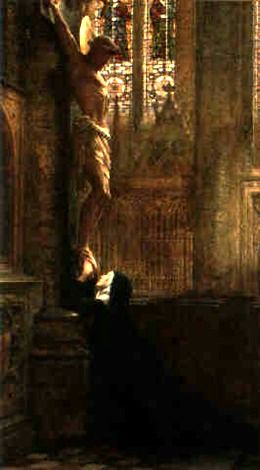 """Father Frederick Faber - """"There are no disappointments to those whose wills are buried in the will of God."""" ~ The Cloistered Heart"""
