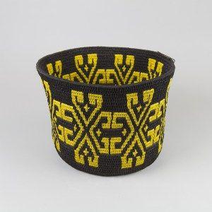 Decorative Basket Sisal / Front Basket #1
