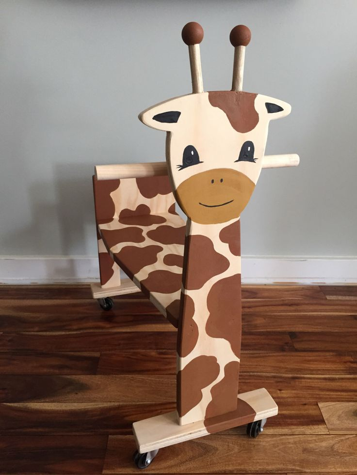 Handmade Wooden Ride on Toy by HonorableOak on Etsy https://www.etsy.com/listing/255109839/handmade-wooden-ride-on-toy