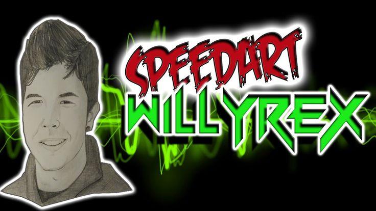 SPEEDART  @WillyrexYT