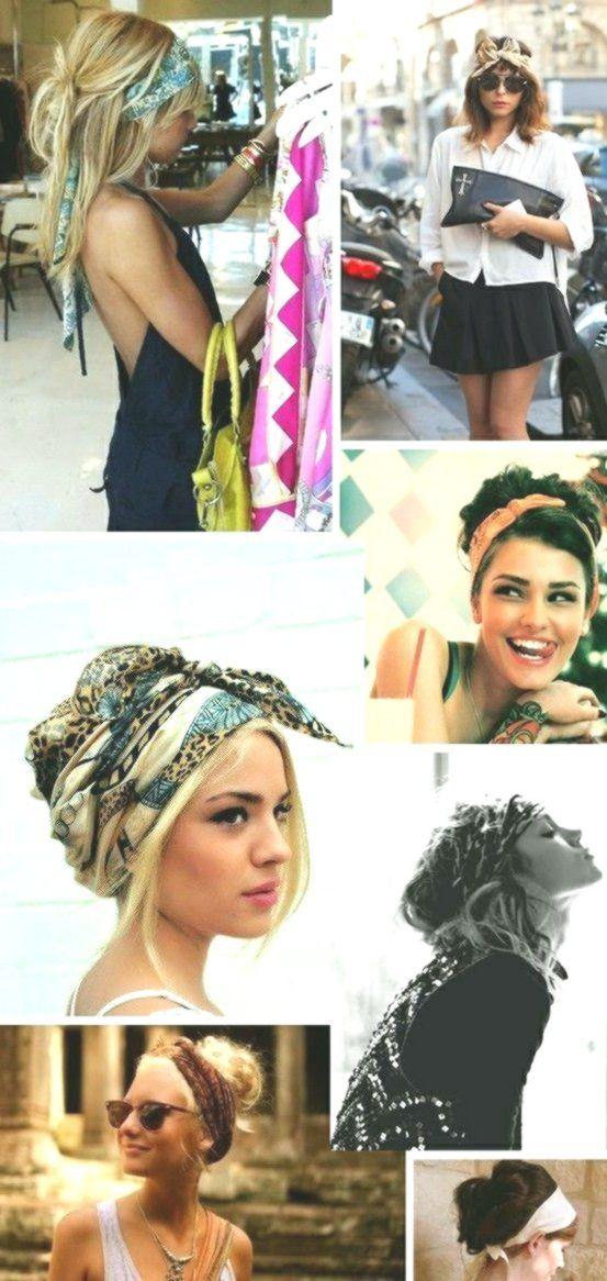 Wonderful Vogue DIY   Head Wrap Scarf Tutorials In Much less Than #amazing #fash…   – Boho Fashion