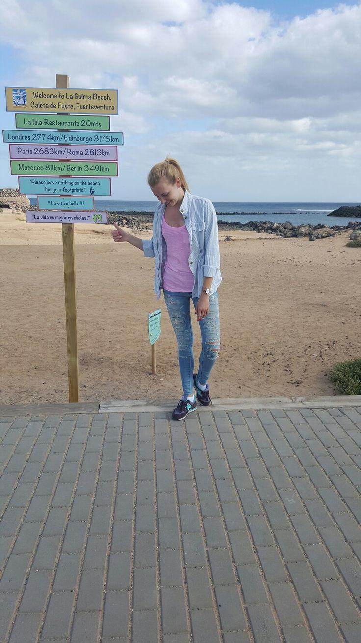 Walking distance :) Caleta de Fuste, Fuerteventura