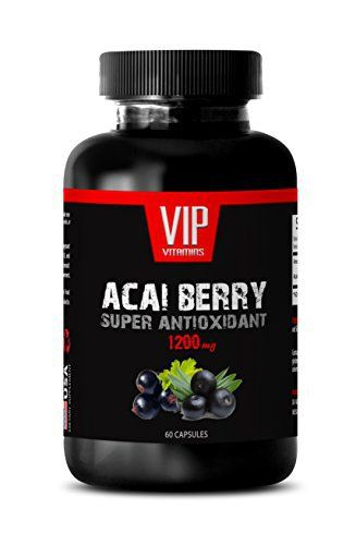 (Product review of Acai berry cleanse - ACAI BERRY SUPER ANTIOXIDANT EXTRACT 1200 MG - Antioxidant cleanser - 1 Bottle 60 Capsules) -  Acai berry cleanse – ACAI BERRY SUPER ANTIOXIDANT EXTRACT 1200 MG – Antioxidant cleanser – 1 Bottle 60 Capsules ACAI BERRY SUPER ANTIOXIDANT EXTRACT 1200 MG – ANTI-AGING: Due to its high content of antioxidants, Acai is widely known as an anti-aging food. The Acai berry...