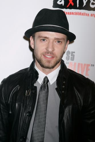 For years, his hairstyle was unknown due to Mr. Timberlake's valiant attempt to make fedoras happen.
