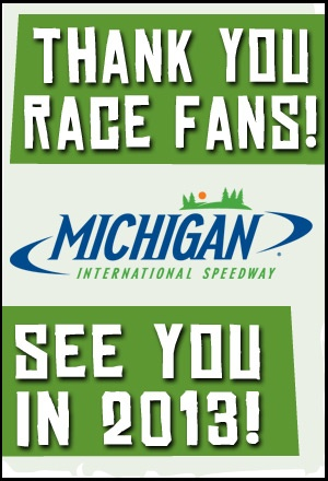 Thank You Race Fans! See you in 2013 :)2013, Racing Fans