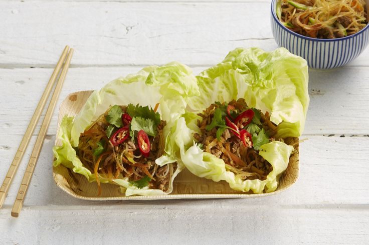 Paleo option: Replacevermicelli noodles with zoodles, konjac or kelp noodles. Note:You can replace turkey with pork or chicken mince. Note:If you buy a