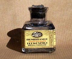 Talens. Rembrandt  Teeken Inkt.