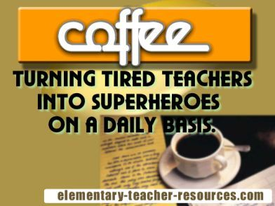 Coffee to the rescue!