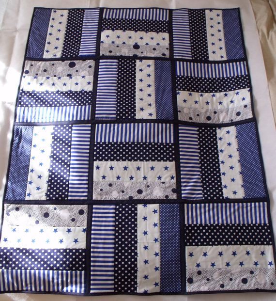 17 Best Ideas About Navy Quilt On Pinterest