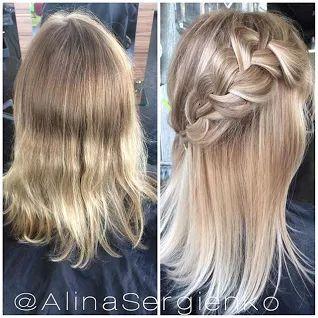 🎀 Темный блонд – набирающий силу тренд в этом году 🎀
