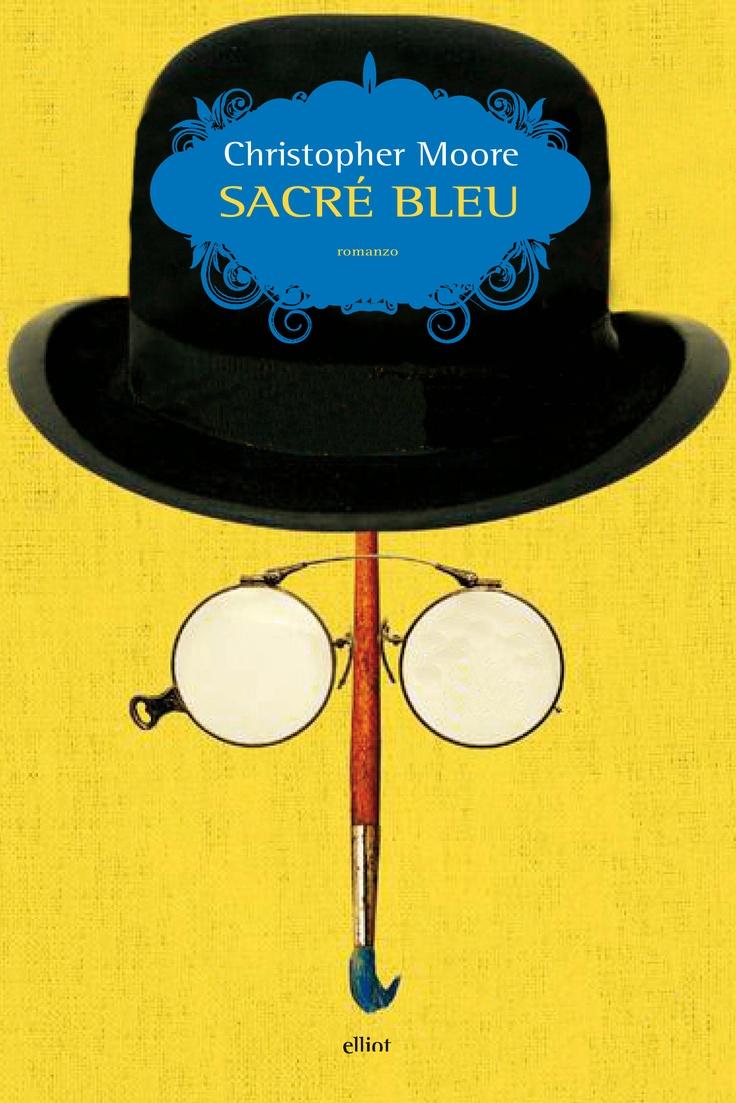 """""""Sacré Bleu"""" di Christopher Moore: Lo spirito della Parigi fin de siècle e dell'Impressionismo in una storia di intrighi, passione, arte, ragazze can-can e assenzio."""