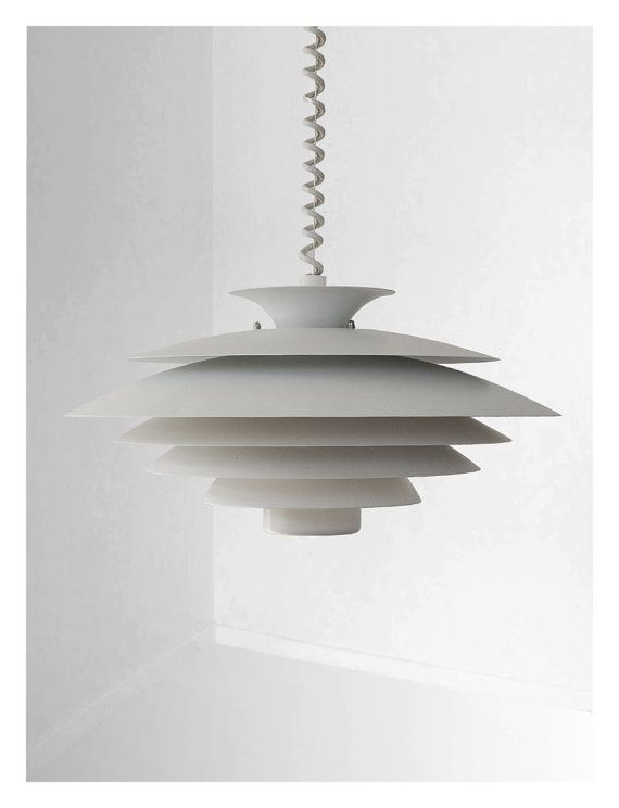 Beautiful danish vintage light by FormLight Denmark by VintageDK, €335.00
