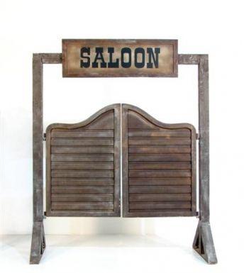 Saloon Doors Entrance (Large)