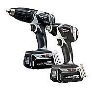 Panasonic EYC207 Hammer Drill & Impact Driver 14.4 Volt EY7940 EY75A1