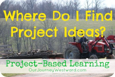 Project-Based Learning Resources @Cindy West (Our Journey Westward)