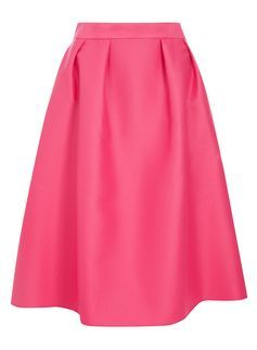 **Luxe Pink circle prom skirt
