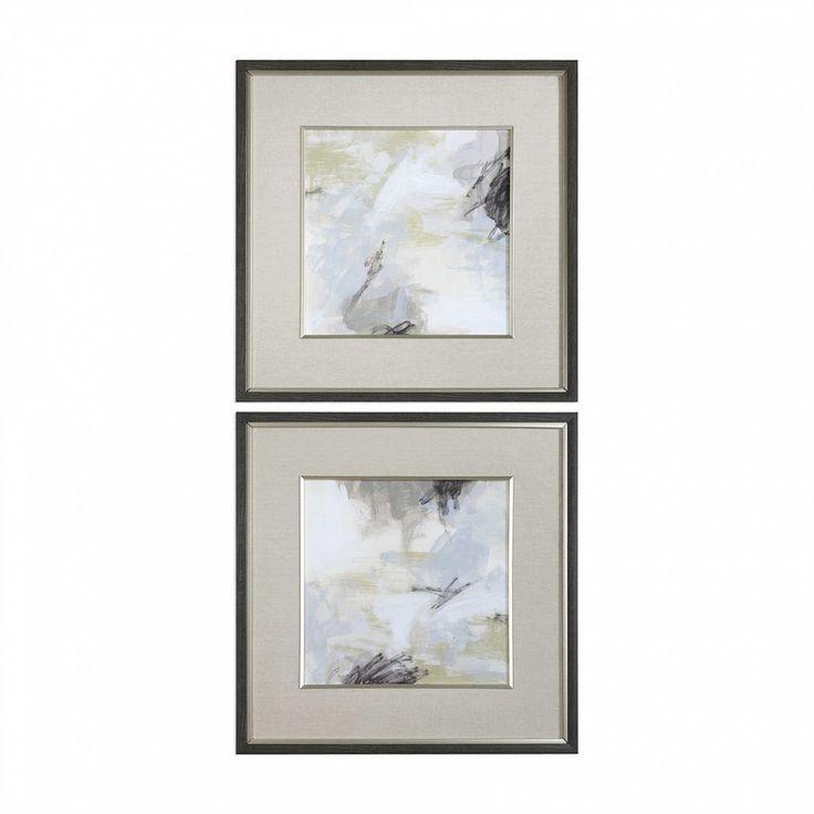 Сет из двух репродукций Abstract Vistas, 33673 производства Uttermost купить в Москве по цене 17 767 руб. Фото и подробные характеристики Сет из двух репродукций Abstract Vistas, 33673.