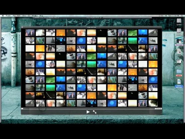 Create A Video Wall With Apple Motion Software