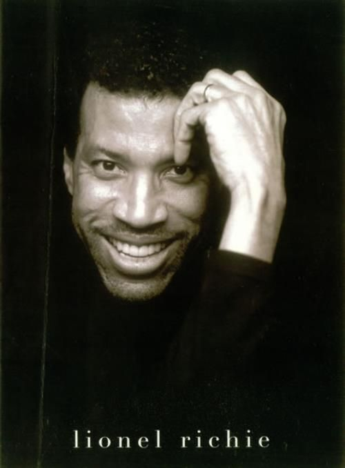 Lionel Richie:  For Music with Writes of Says - A Big Thumbs up from The Holy Spirit.