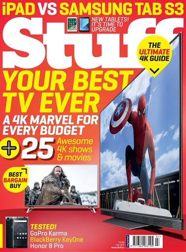 Stuff UK Magazine Subscription | Buy at Magazine Café - Single Issue & Subscription Specialist in USA