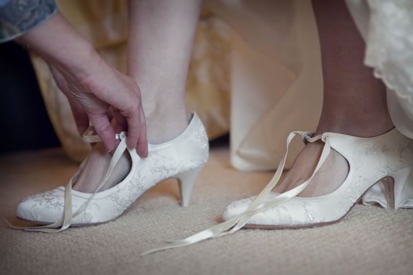 Diane Hassall Liliana Wedding Shoes