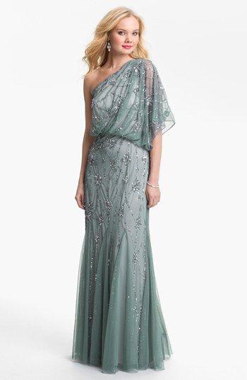 Best 20  One shoulder gown ideas on Pinterest | Black tie ...