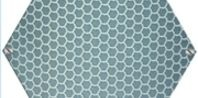 Instructions for Making Hexagon Lap Weaving Looms | eHow.com
