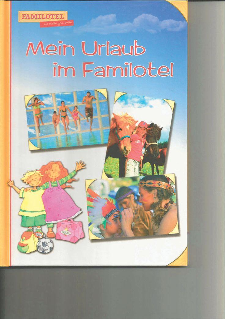 Redaktionsassistenz für das Corporate Publishing Buch der Familotel Gruppe