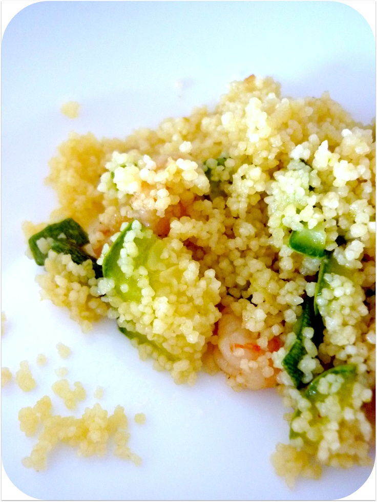 9. Favorite total meal that I cook - cous cous