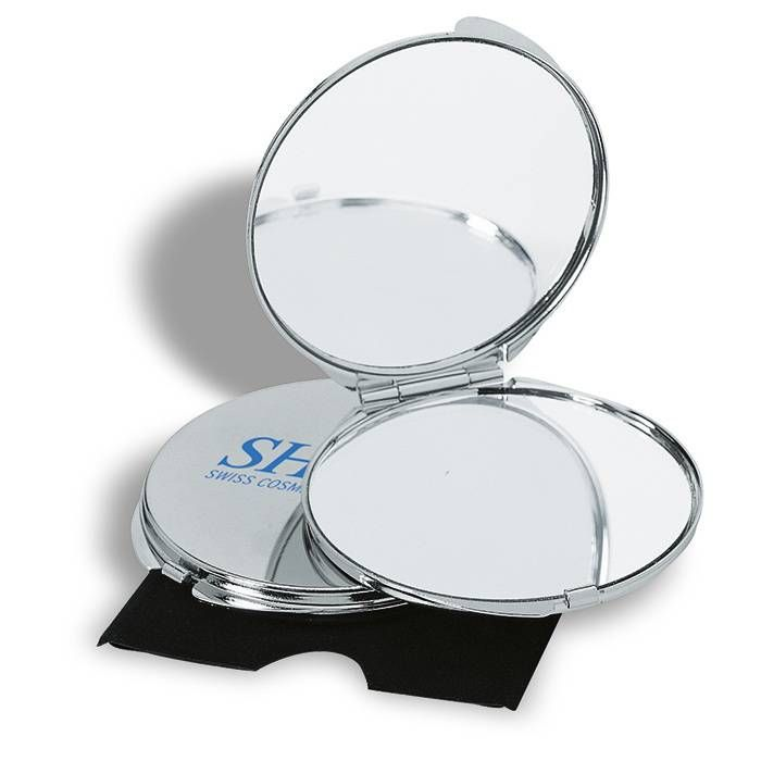 Zakspiegeltjes bedrukken - Makeup spiegel KC2204 - DéBlé Relatiegeschenken