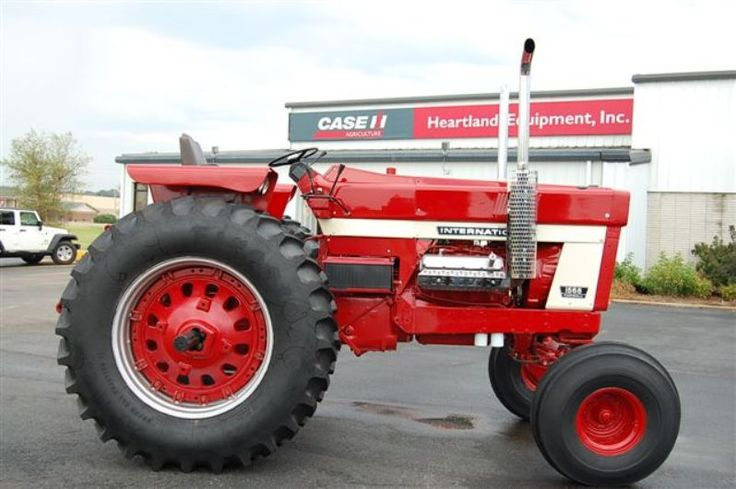 Antique International 1568 : Best images about ihc tractors on pinterest tricycle
