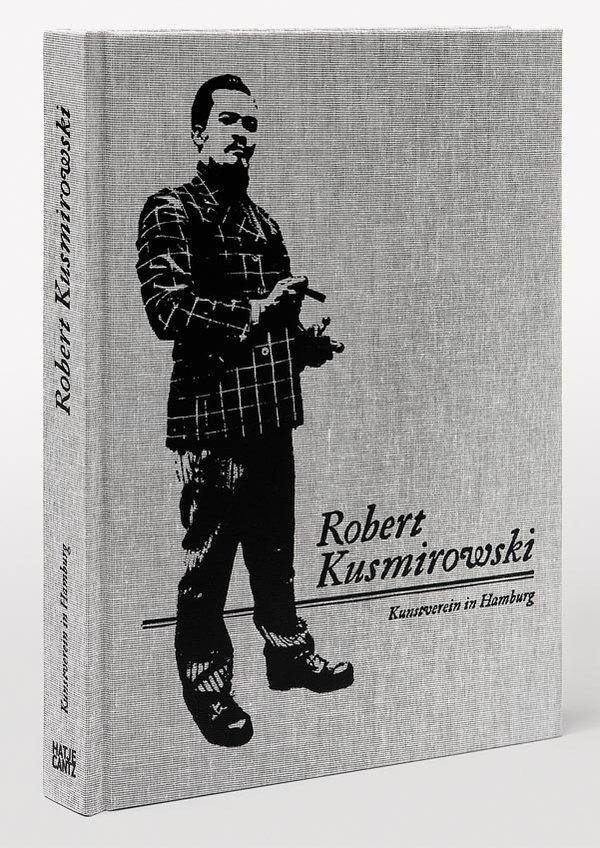 Robert Kusmirowski Exhibition Catalogue by mitchum d.a. , via Behance