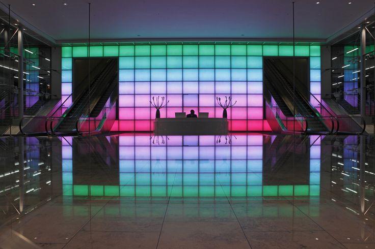 Wände - Magna-Glaskeramik